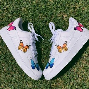Butterfly Effect Nike Af1